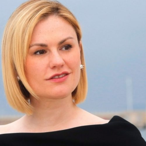 'I'm Proud to Be a Happily Married Bisexual Mother.' – Anna Paquin