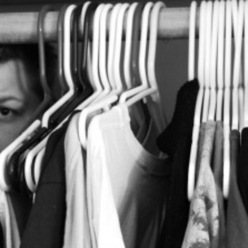 COMING OUT: HOW MY CLOSET IS FURNISHED