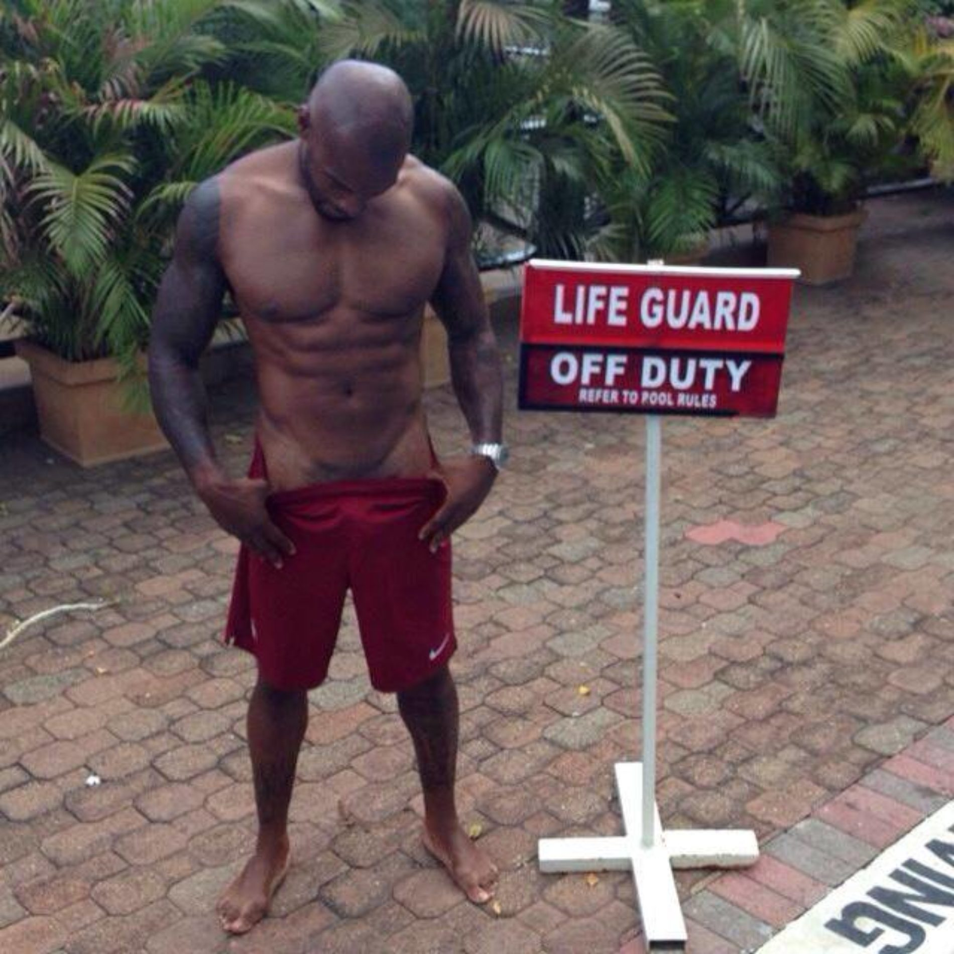 Photo: Bring It Down, Tyson Beckford