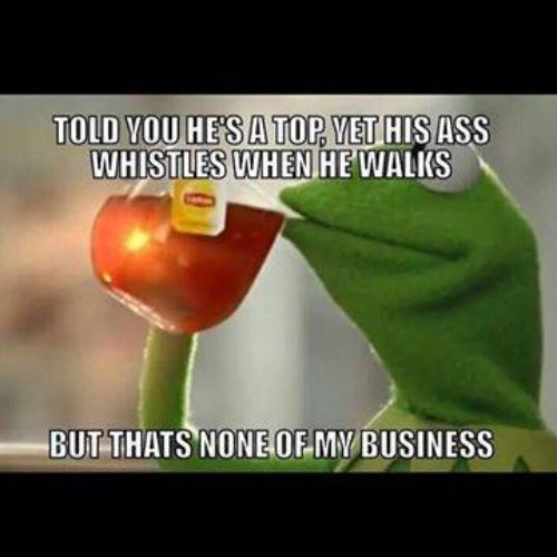 Humour Saturday: Kermit Is At It Again
