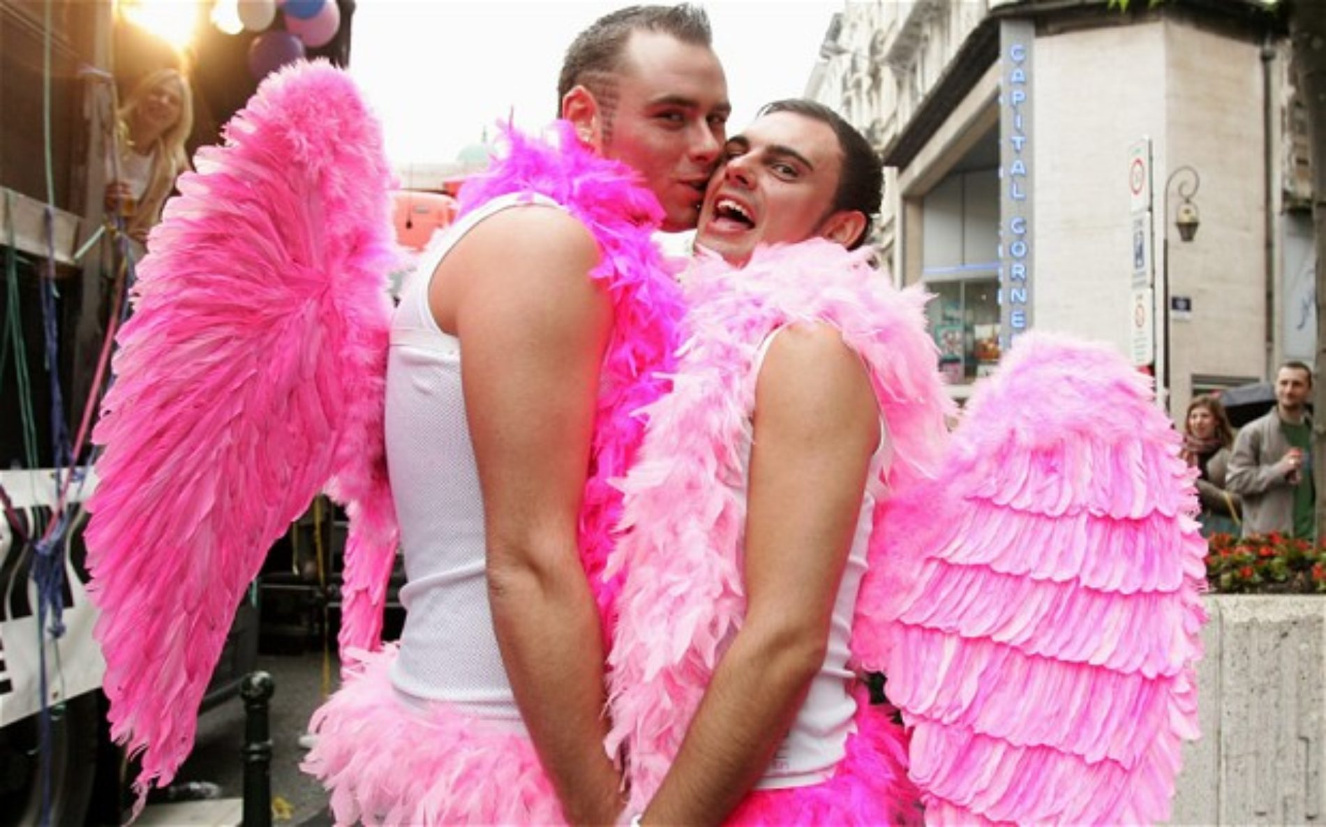 Speaking About Stereotypes: Those Things Straight People Get Wrong About Gay Men