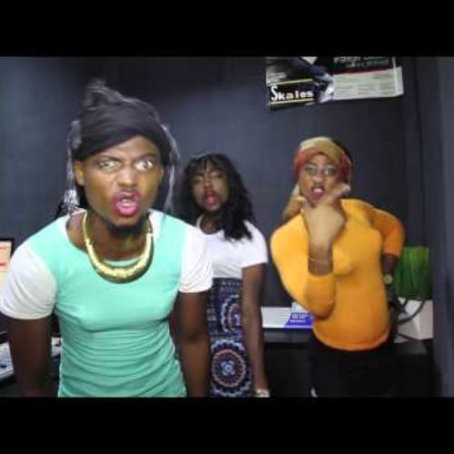 Hilarious Video: Remix Of Davido's Aye