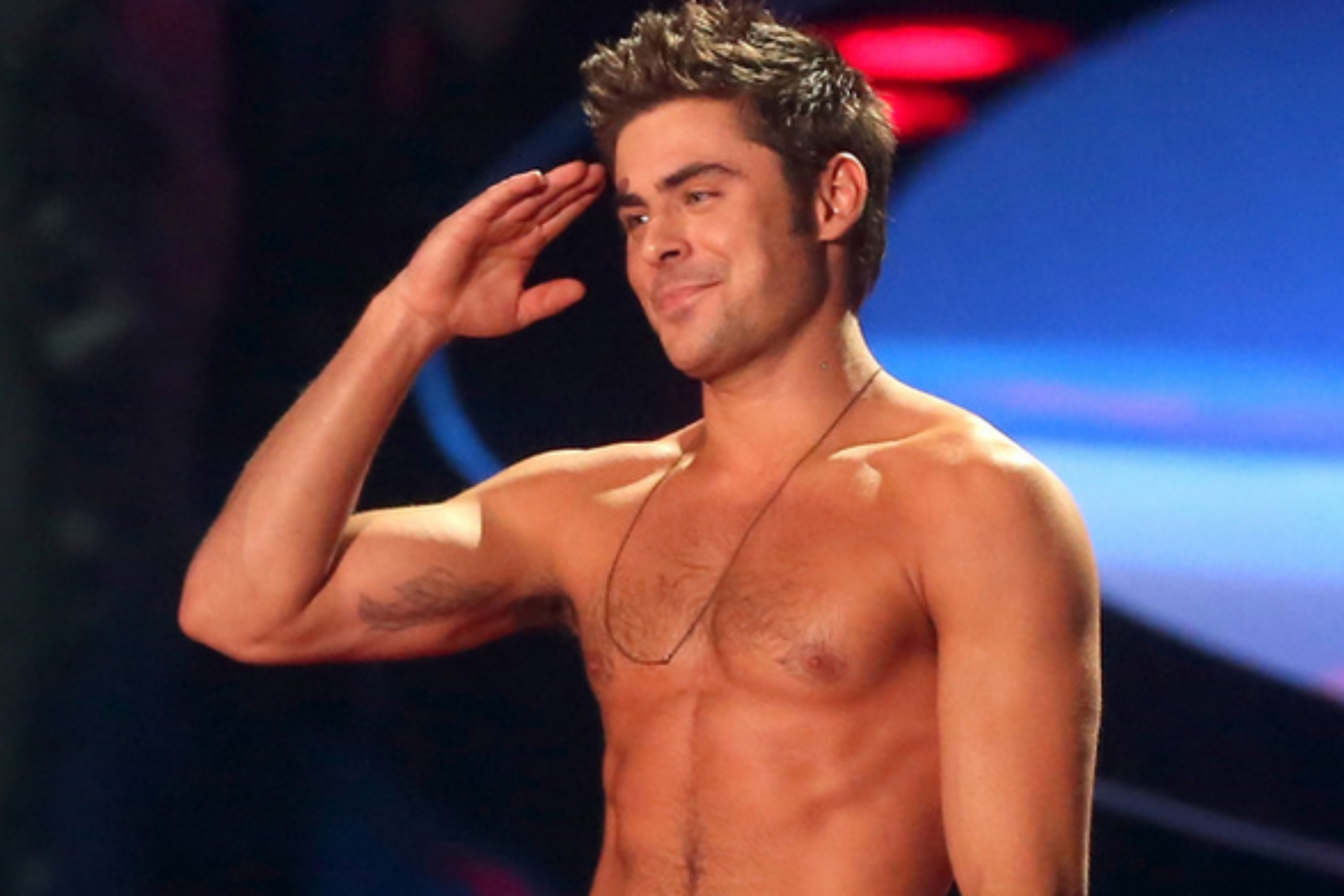 Hollywood actor Zac Efron named hottest hunk