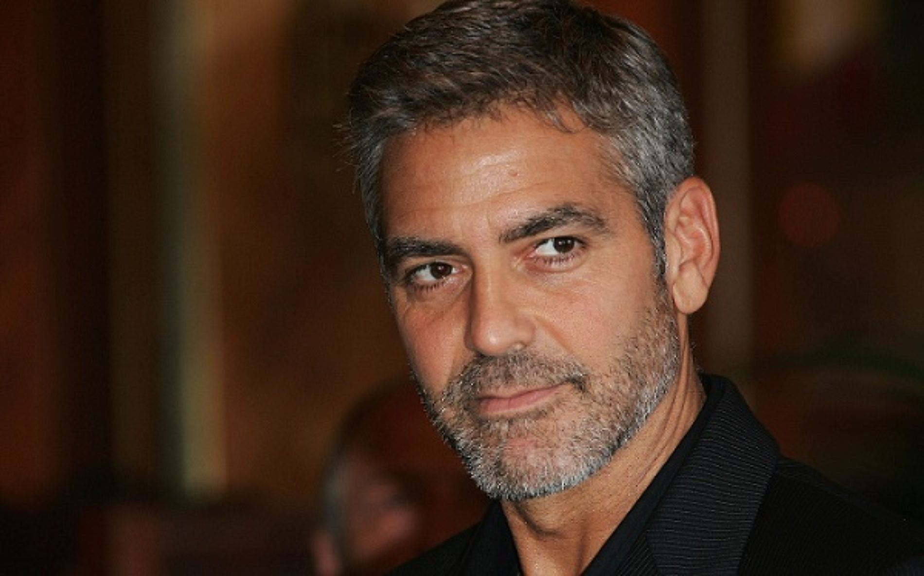George Clooney Is Most-Gracefully Ageing Hollywood Hunk