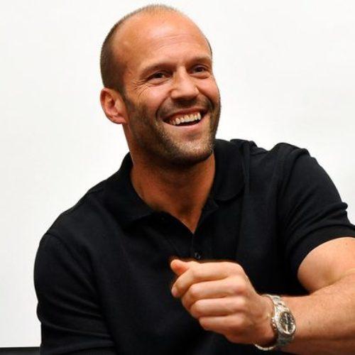 Jason Statham named UK's Celebrity Manliest Man