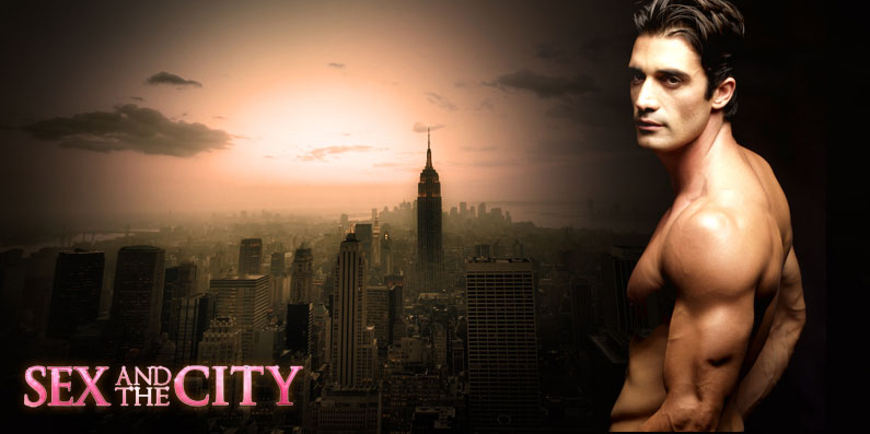 Dante in sex and the city movie