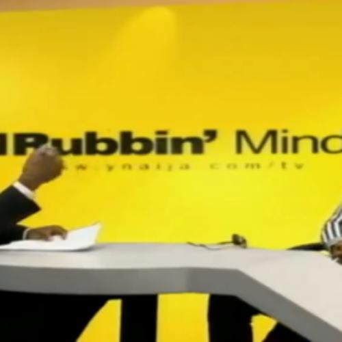 Ahem! That Awkward Moment when Ebuka Obi-Uchendu asks Alex Ekubo about the time he was 'dating' Uti