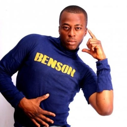 Actor Benson Okonkwo claims he's the Sexiest Man in Nigeria
