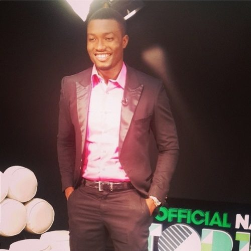 Man Crush Saturday: Mr. Nigeria
