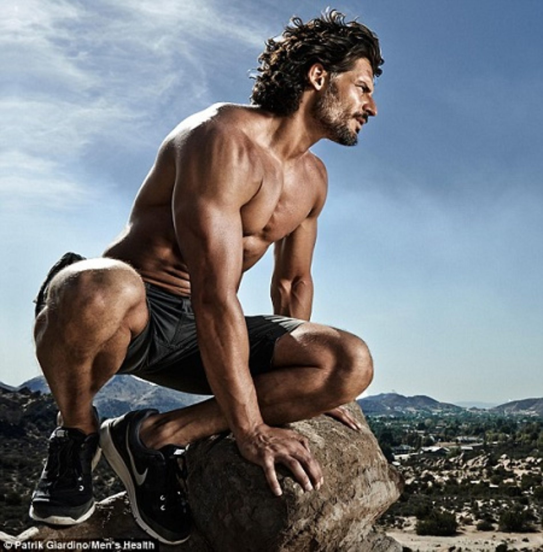 Man Crush Wednesday: Joe Manganiello