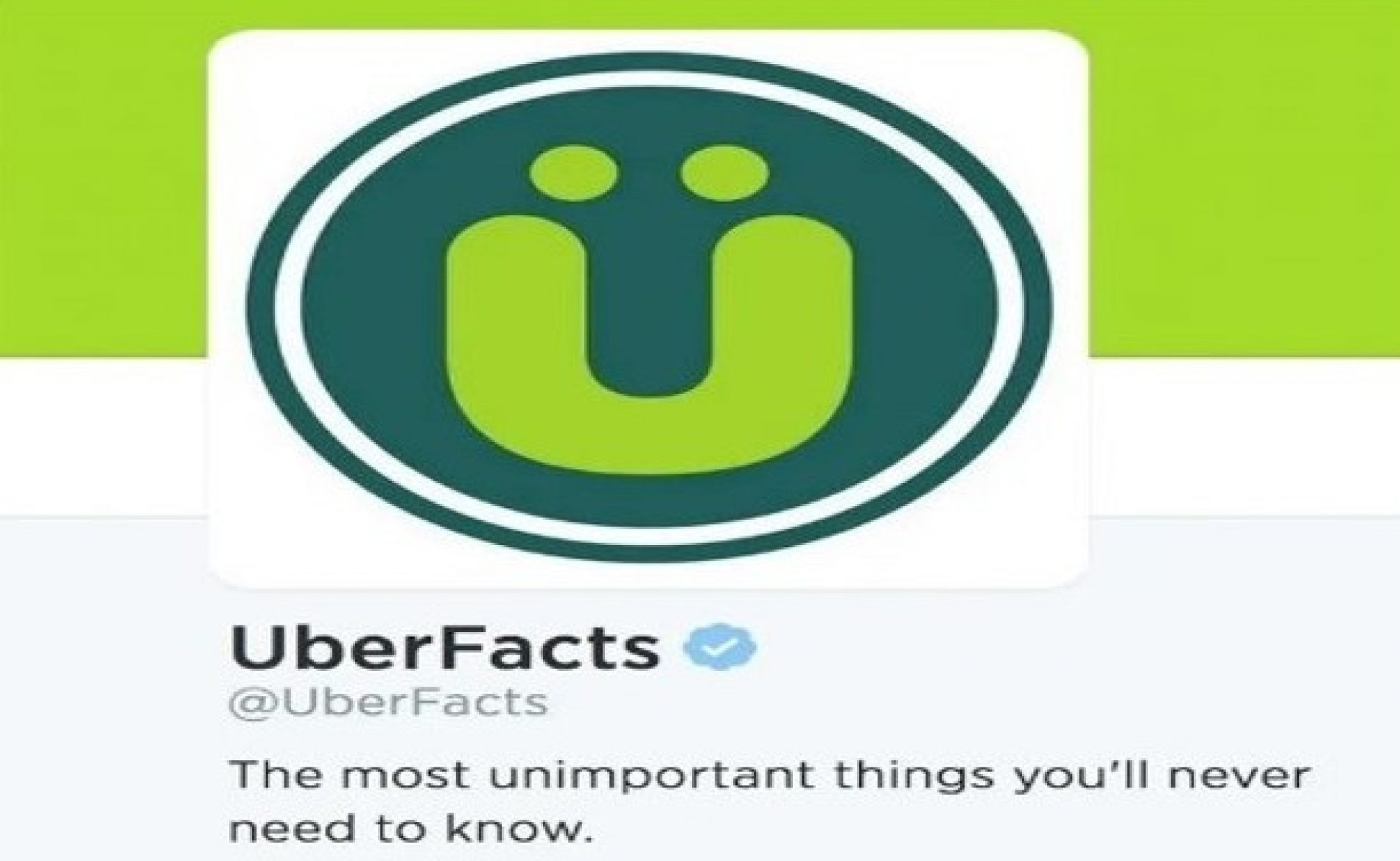 According to Uber-Facts…