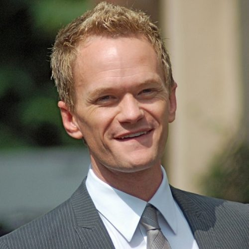 Actor Neil Patrick Harris lost virginity at party