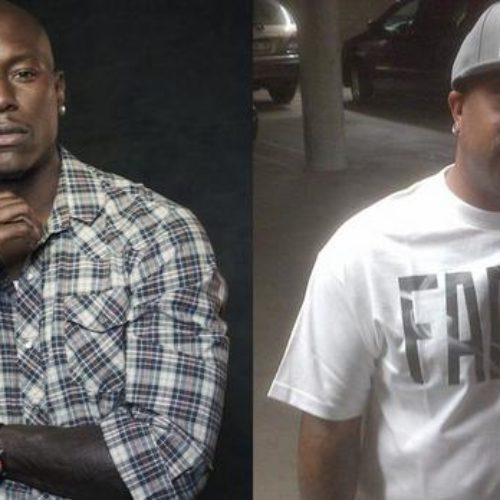 'It's Over For you.' – Tyrese Fires At Comedian who Says He Sucked D**k For Movie Role