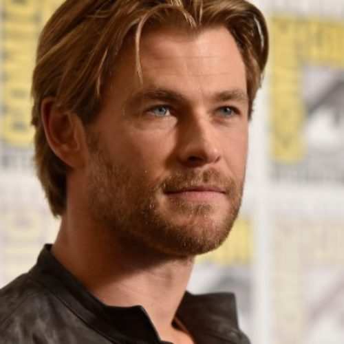 Chris Hemsworth crowned People Magazine's Sexiest Man Alive