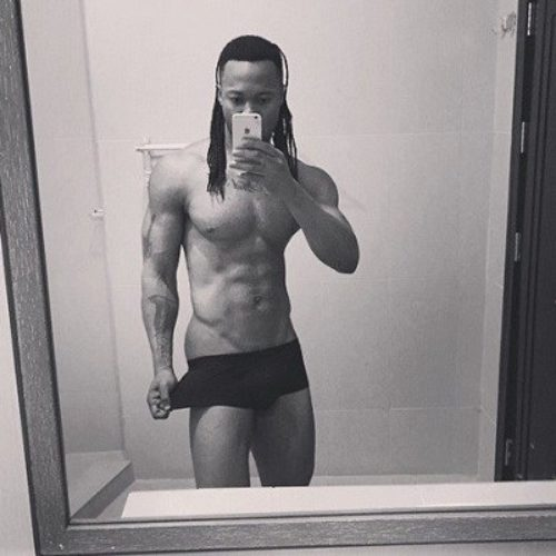 Flavour Responds To Backlash From Half Naked Selfie Of Him Pulling Down His Underwear