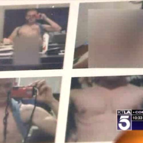 Scorned Ex-Boyfriend Emails Nude Photos Of Teacher To His Students