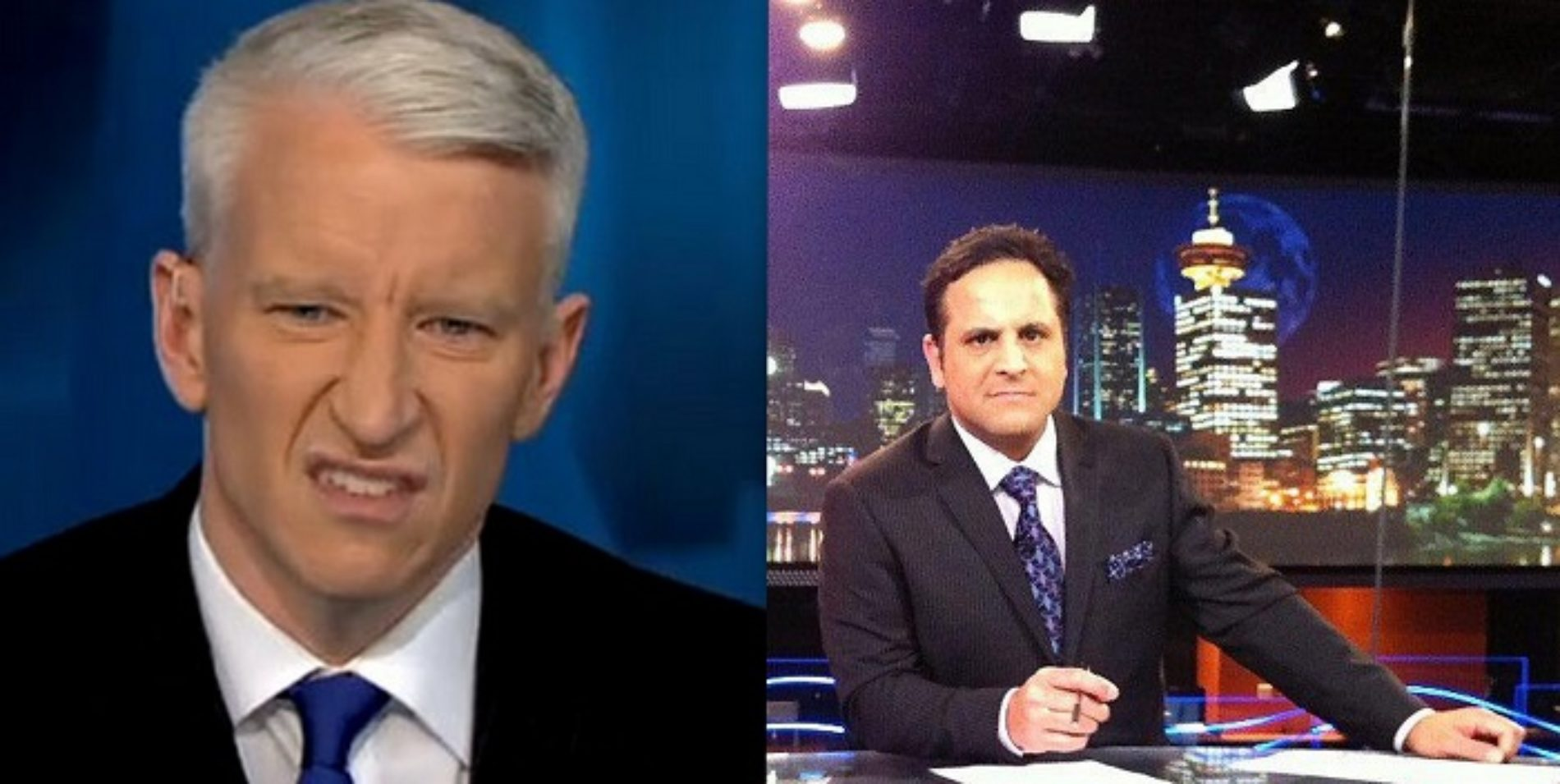 Speaking of Anderson Cooper's Shade-Throwing…