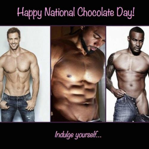 Photo: National Chocolate Day