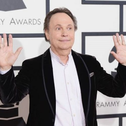Billy Crystal Says That Gay Scenes On TV Sometimes Are 'Too Much For Me'
