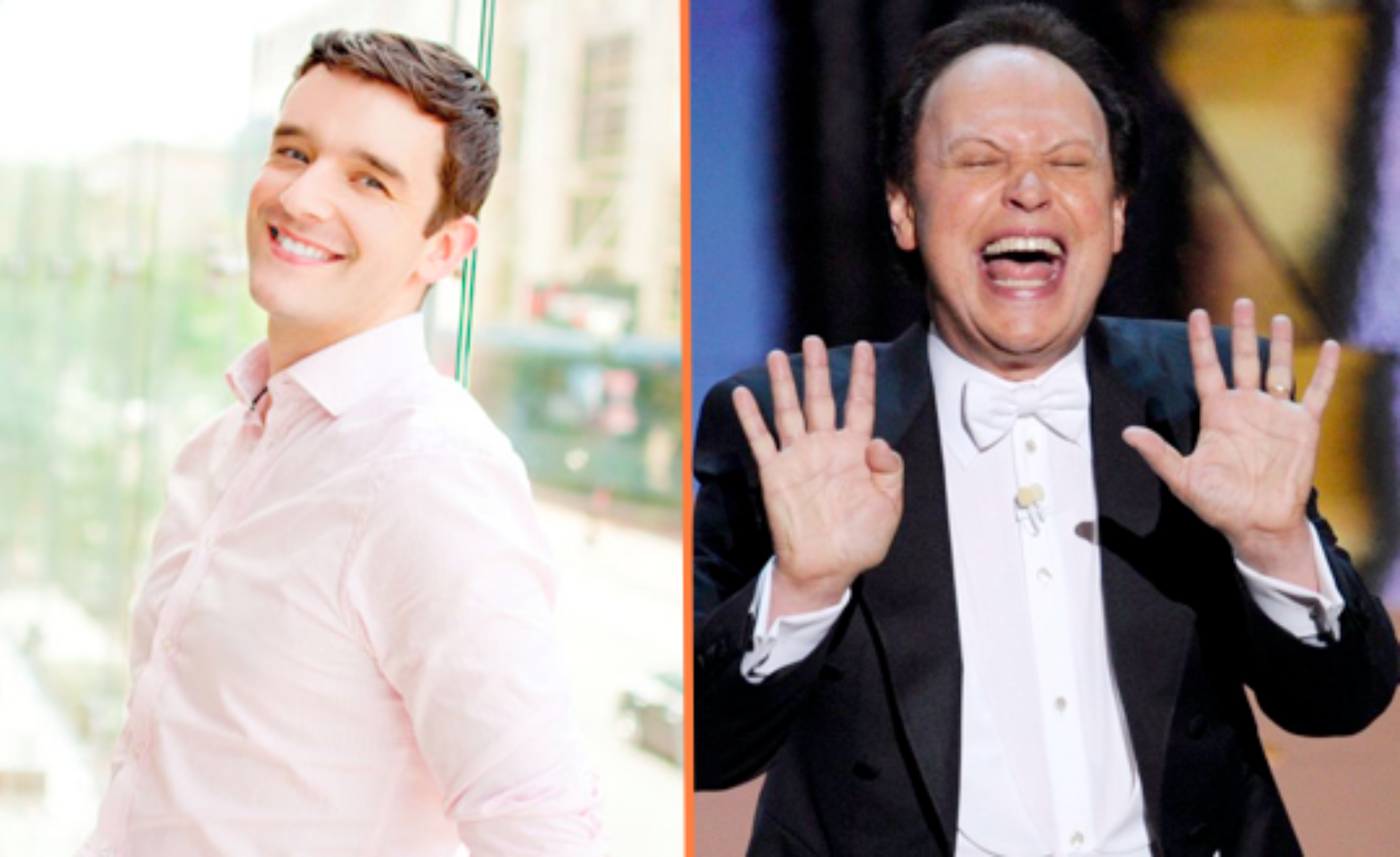 'If You Don't Like Watching Gay Sex On TV, Change The Channel.' Michael Urie To Billy Crystal