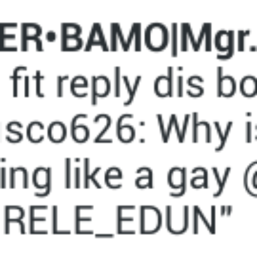 Much Ado About Denrele Edun