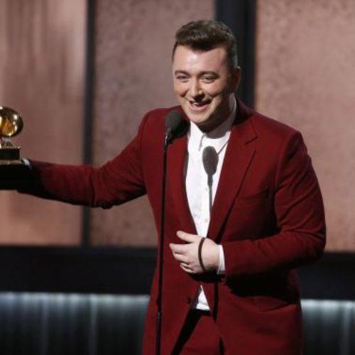 Sam Smith Is Quadruple Winner At 2015 Grammy Awards