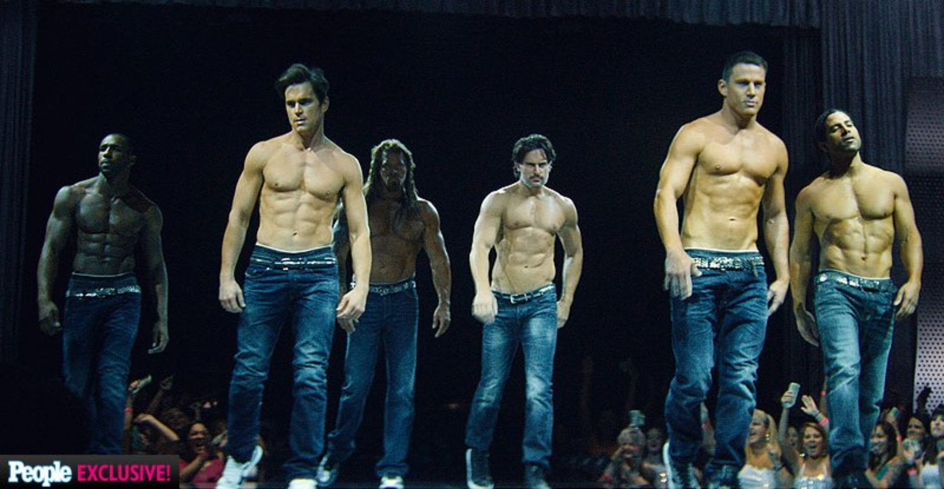 Magic Mike XXL All Set To Lap-Dance Its Way Back To Theaters