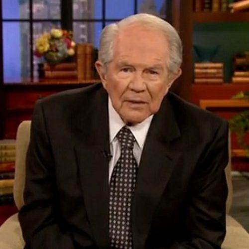 TV Preacher Pat Robertson Is At It Again
