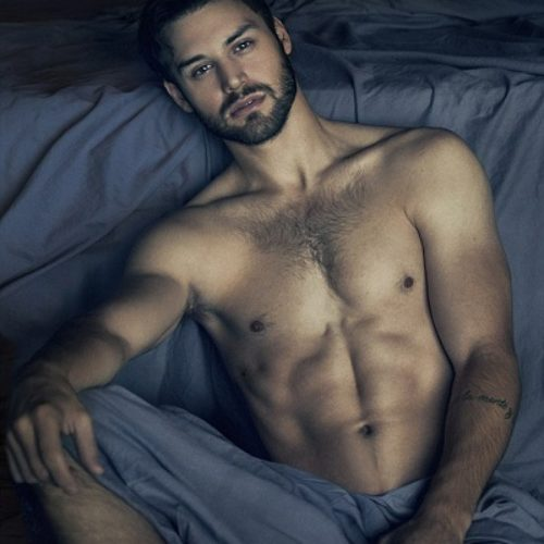 Boy Next Door's Ryan Guzman Strips for Cancer Research