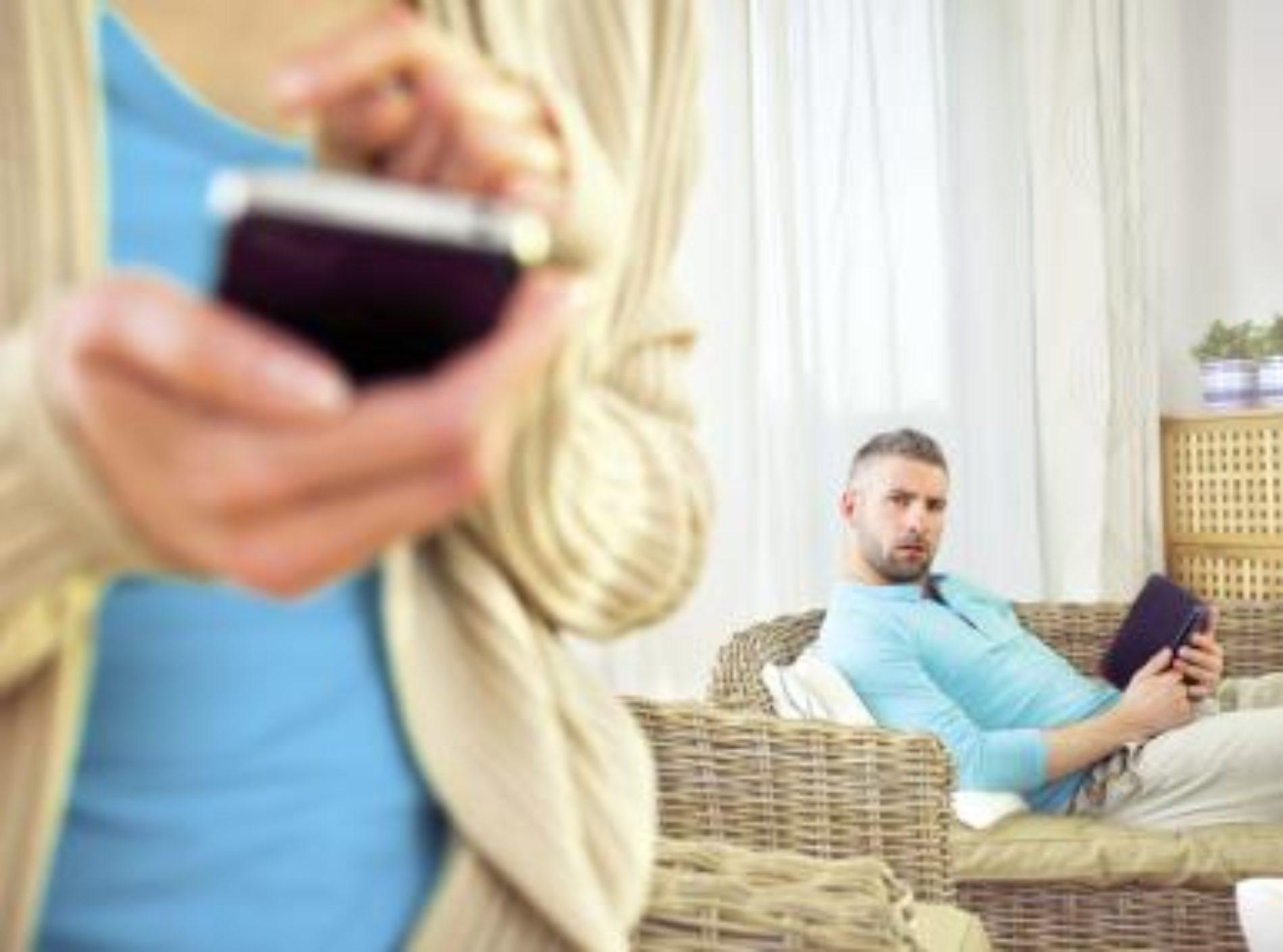 Wife Speaks Up After Finding Husband On Grindr