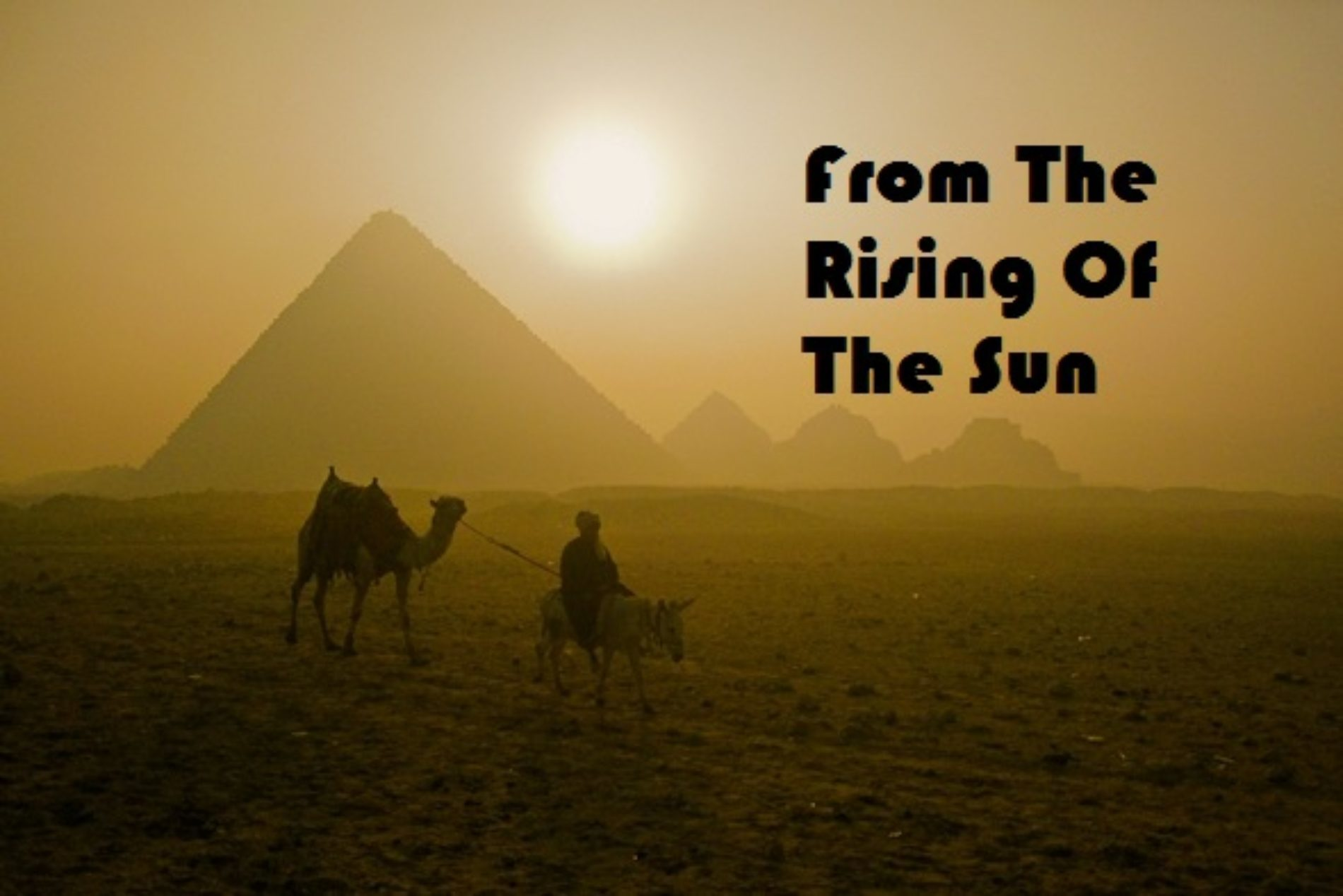 FROM THE RISING OF THE SUN (Episode 3)
