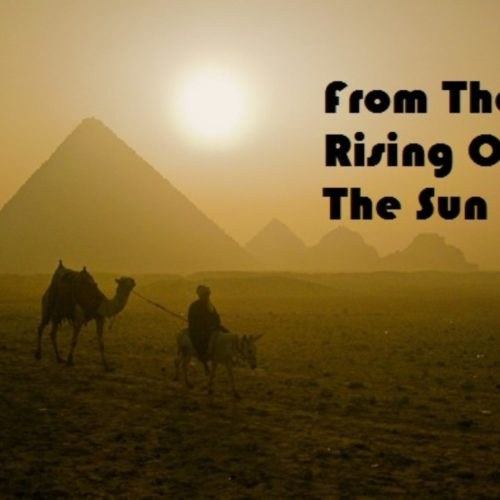 FROM THE RISING OF THE SUN (Episode 2)