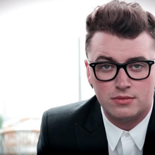 Sam Smith Says He Was A Victim Of Homophobic Bullying