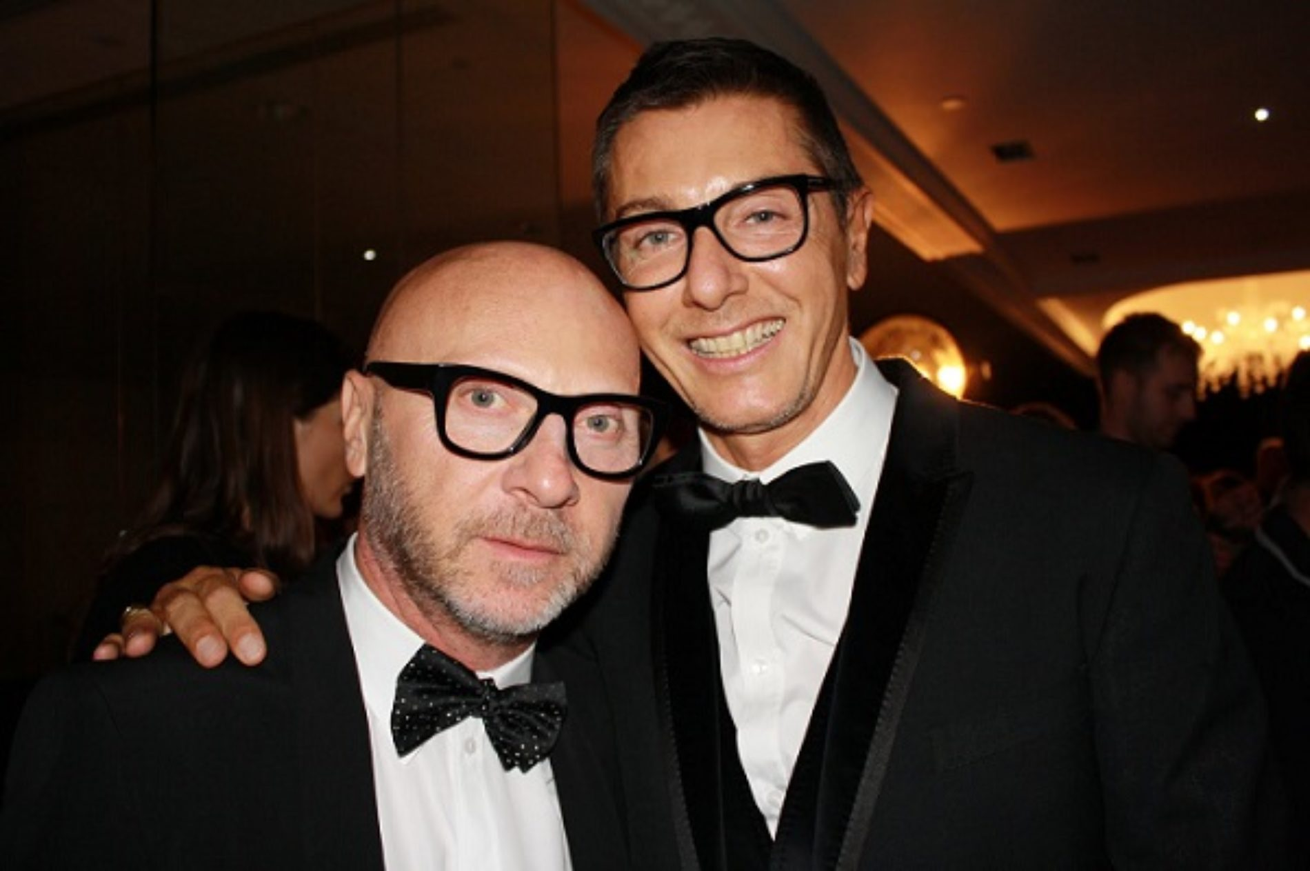 Gabbana once asked his friend to be a surrogate mother, before criticism of 'non-traditional' families