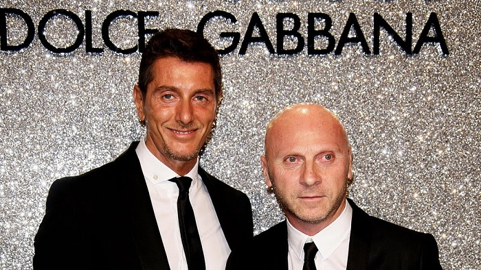 Gay fashion designers Dolce and Gabbana slam  non-traditional  families 79ea554d2a4