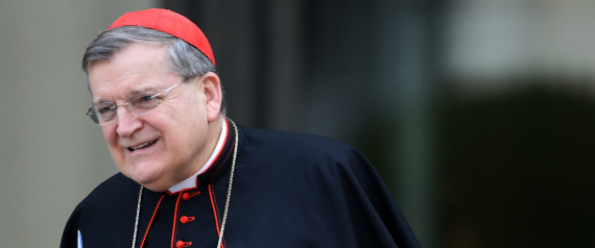 """""""Gays, Remarried Catholics Are Just As Sinful As Murderers."""" – Cardinal Raymond Burke"""