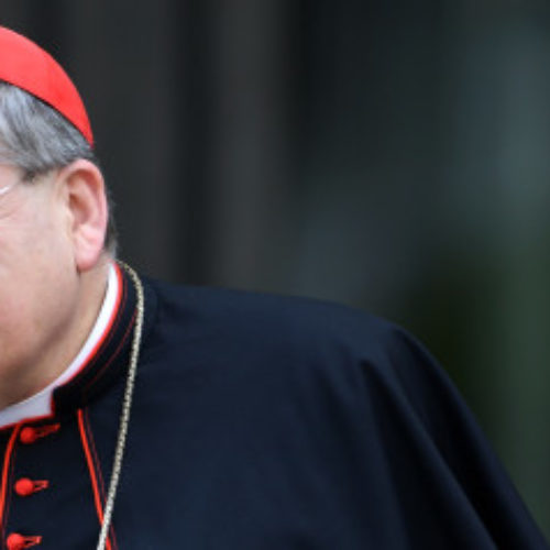 """Gays, Remarried Catholics Are Just As Sinful As Murderers."" – Cardinal Raymond Burke"
