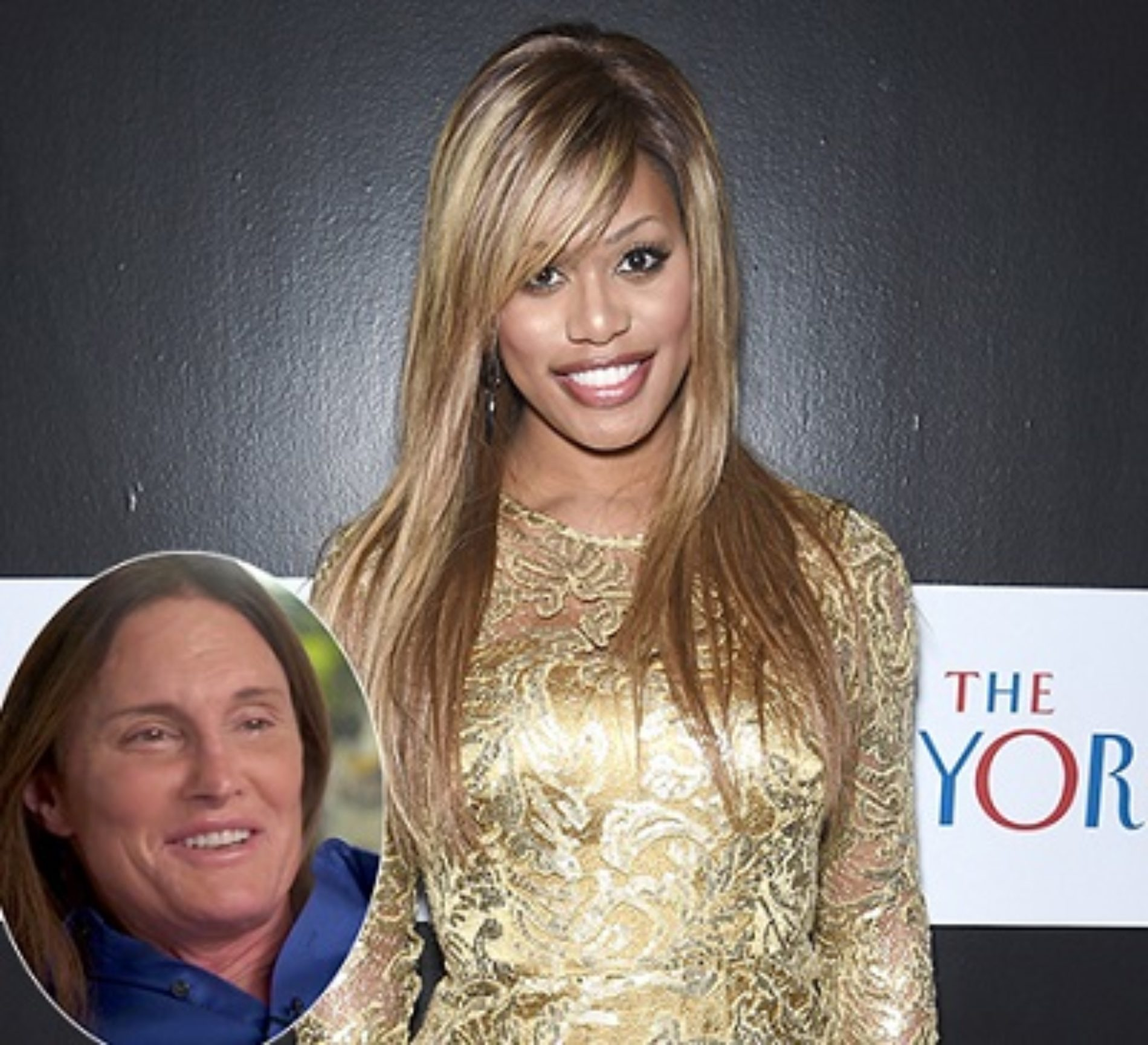 Bruce Jenner Made Contact With Laverne Cox