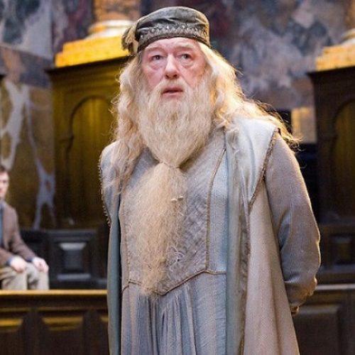 JK Rowling Educates Fan On Gay Dumbledore