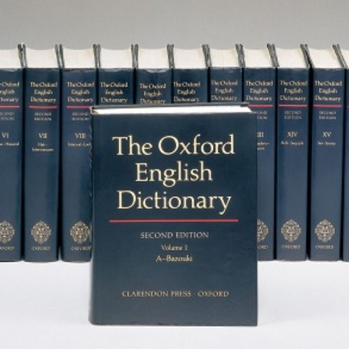 Oxford English Dictionary Could Recognise Gender Neutral Title 'Mx'