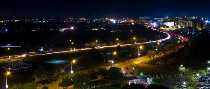 Abuja night life