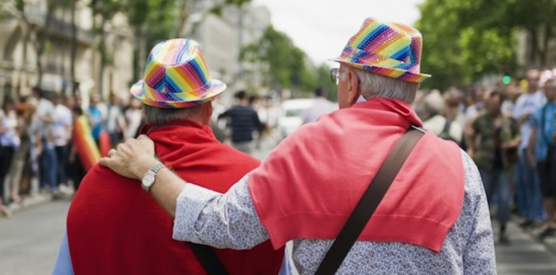 An Open Letter To Ageist Gay Men