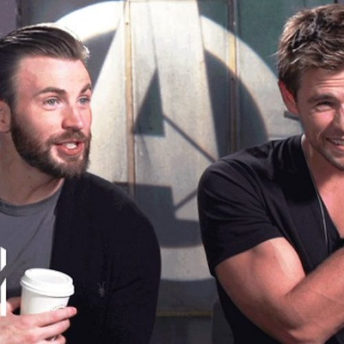 All About The Cast Of The Avengers…And Their Biceps