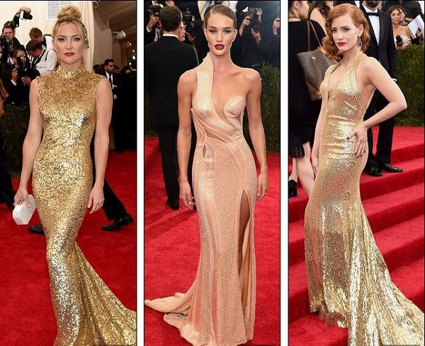 met gala Kate-Hudson-Rosie-Huntington-Whiteley-and-Jessica-Chastain