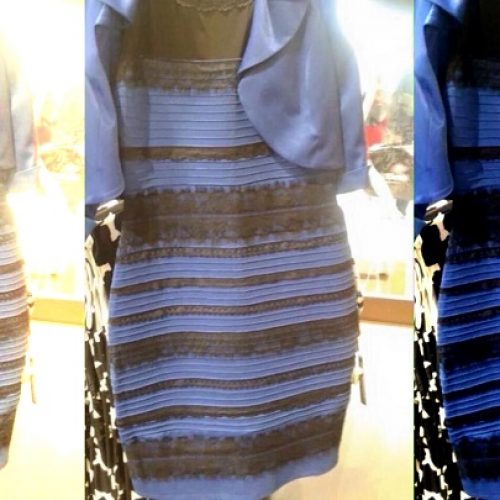 Remember That Blue and Black or White and Gold Dress? Well, Scientists Are Weighing In