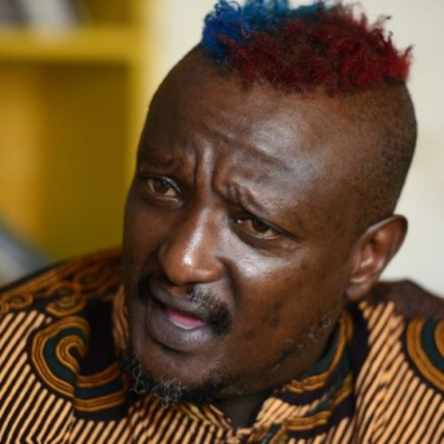 'I Thought Sex Was Bad.' – Binyavanga Wainaina