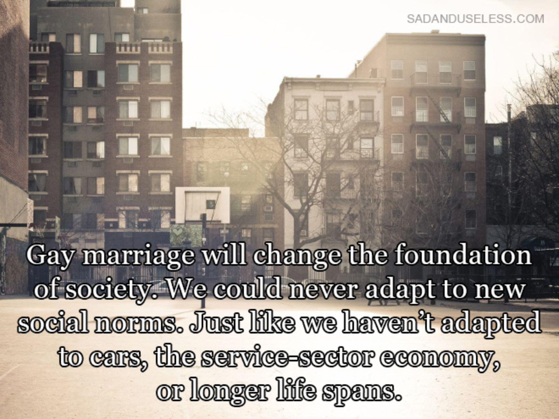 Ten Reasons Why Gay Marriage Is Wrong