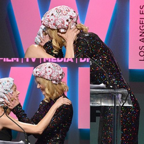 Nicole Kidman Kissed Naomi Watts, Not Apologizing for It