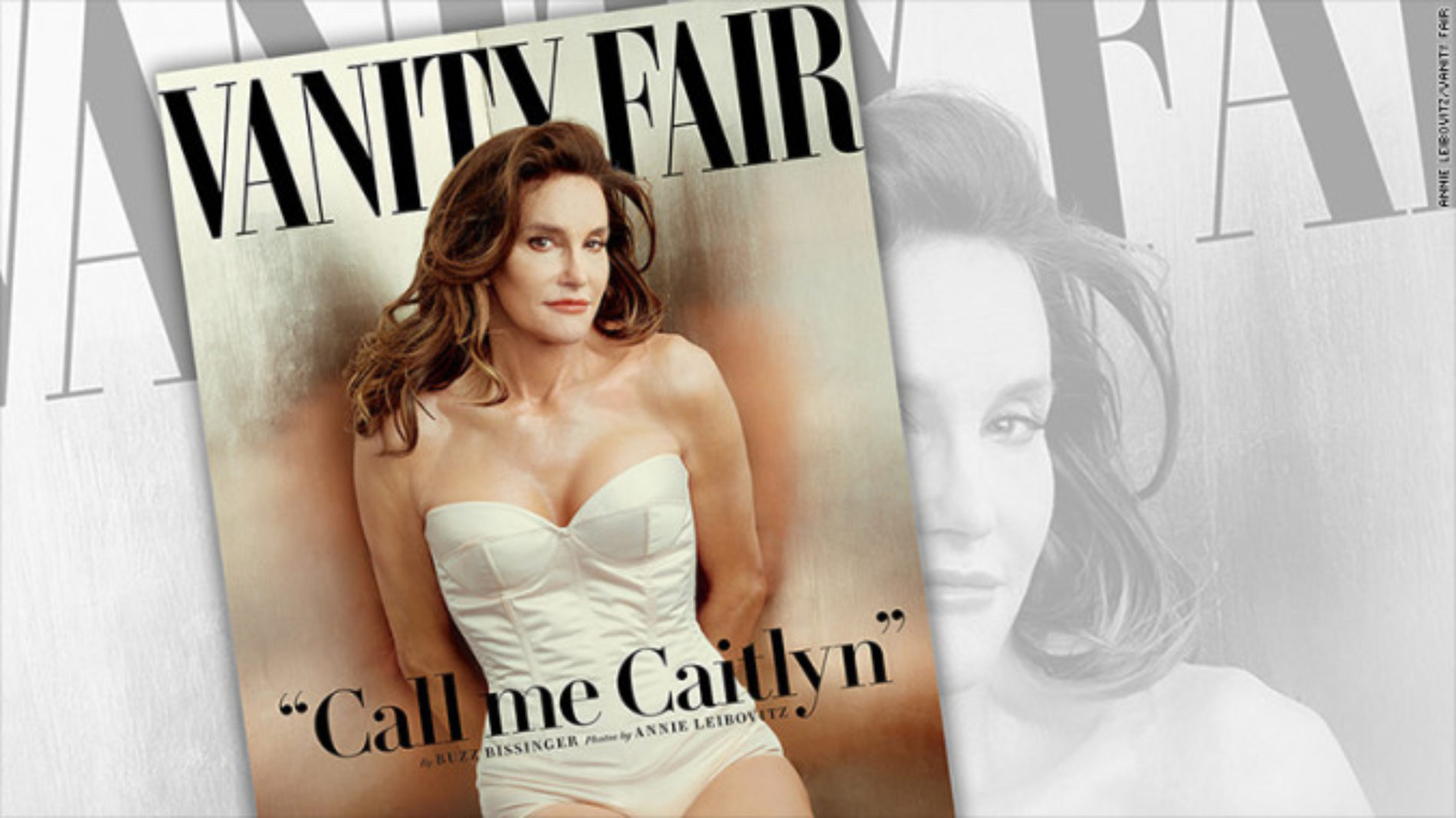 That Piece About Calling Her 'Caitlyn'