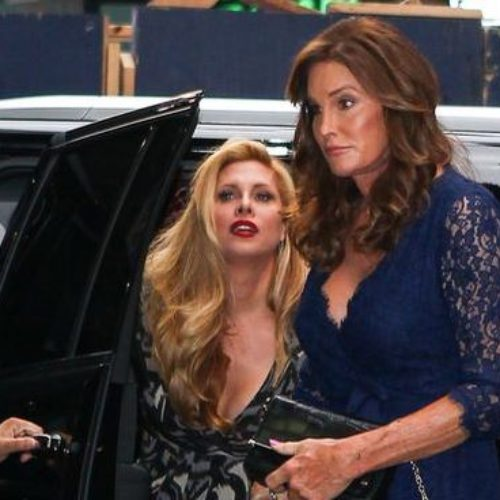 Is Caitlyn Jenner Dating Transgender Actress Candis Cayne?